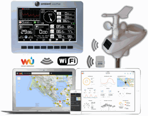 Ambient Weather WS-1002-WiFi Observer Weather Station Review