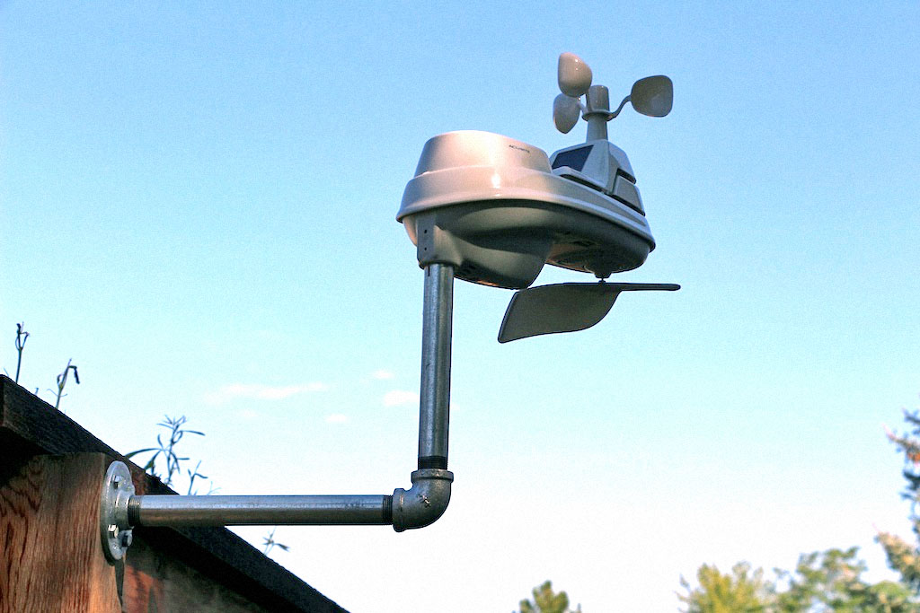 Pick The Best Weather Station Mounting Ideas Compact