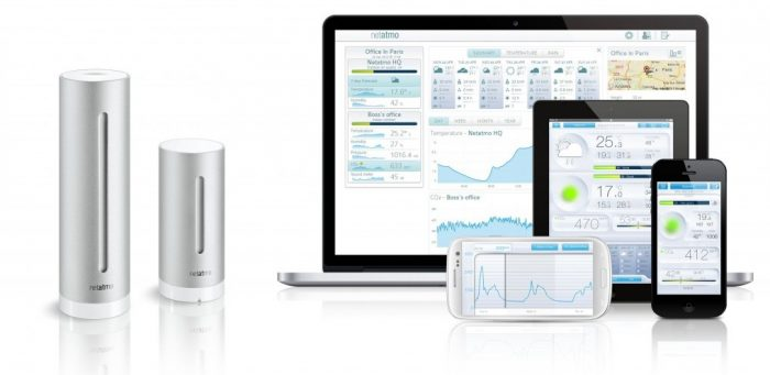 netatmo display
