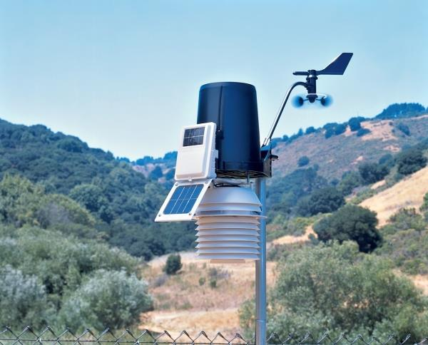 How can weather station accuracy be improved
