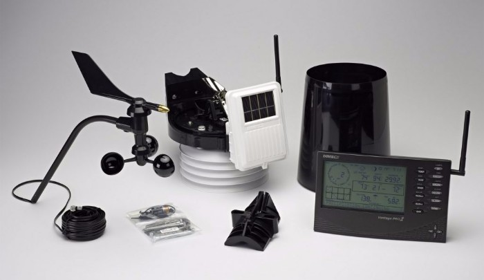 davis vantage pro2 weather station review
