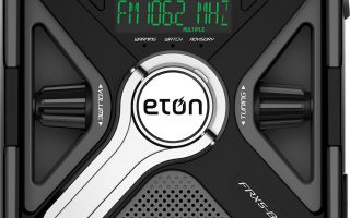 Eton FRX5 All Purpose Weather Alert Radio with Bluetooth