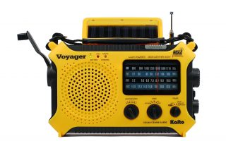 Kaito KA500 5-way Powered Solar Power AM/FM/SW/NOAA Weather Alert Radio