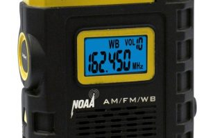 La Crosse 810-805 NOAA/AM/FM Weather RED Alert Super Sports Radio