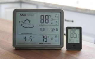 Measure your day's Temperature with Digital Outdoor Thermometer