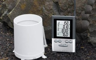 Simple Tricks for Buying Electronic Rain Gauge
