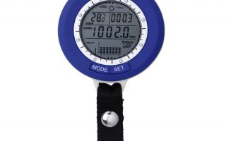 SunRoad SR204 Mini LCD Digital Fishing Barometer