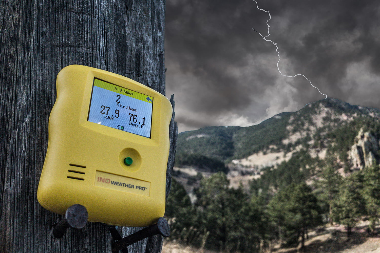 Things to Consider When Buying Lightning Detector