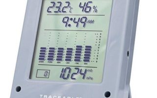 Thomas 6530 Traceable Digital Barometer